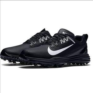 Nike | Black/White Lunar Command 2 Women Golf Shoe